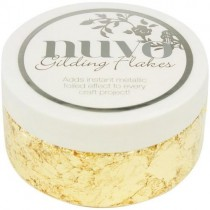 Nuvo Gilding Flakes Or