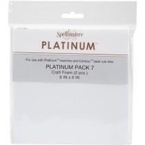 Foam pour Platinum & steel rule die