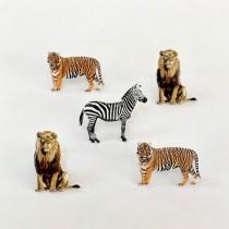 Brads Lions Tigres Zèbres