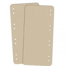 DSP Chipboard pour Autocollants rectangulaires