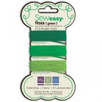Sew Easy Fil à broder Vert
