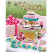 Spellbinders Quick & Easy Crafts For Entertaining (anglais)