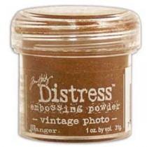 Poudre embossage Distress Vintage Photo