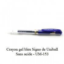 Signo Uni-Ball Bleu