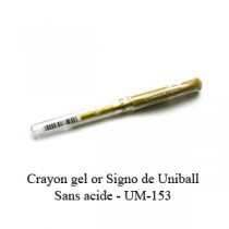 Signo Uni-Ball Or