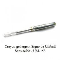 Signo Uni-Ball Argent
