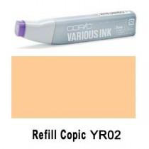 Light Orange - YR02 - 25ml