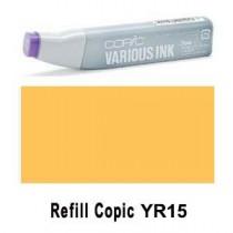 Pumpkin Yellow - YR15 - 25ml