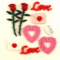 Lettres d'amour BG