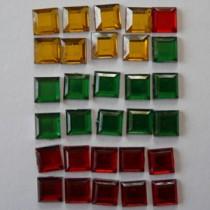 Carrés Multicolores