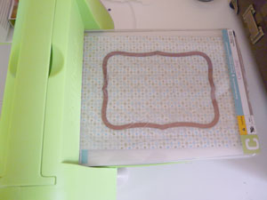 cutlebug et spellbinders technique