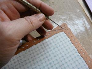 Outil creatables pour nettoyer les matrices de découpe