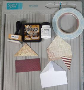 matériel et produits de scrapbooking