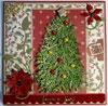 Tutoriel scrapbooking - Sapin de Noël