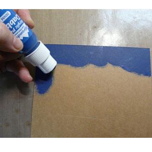 peinturer avec les Paint Dabber de Ranger