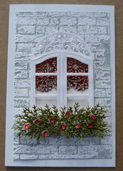 Mini Spellbinders Fenêtre (windows 2)