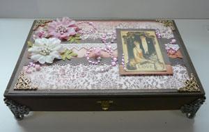 boîte altérée St-Valentin