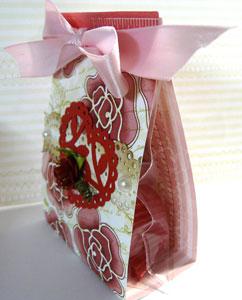 mini sac cadeau