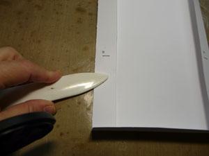 carte et enveloppe scrapbooking