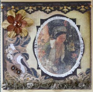Transfert d'images sur canvas