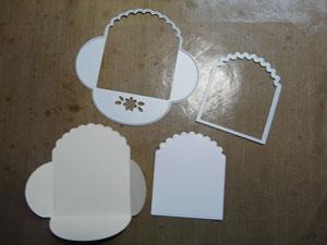 Craftables enveloppe et pochette