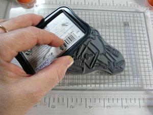 Encre memento tuxedo black et Copic sketch