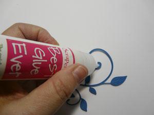 best glue ever and fanciful flourish cheery lynn