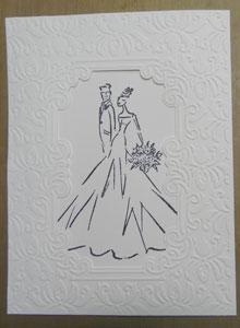 mariage carte