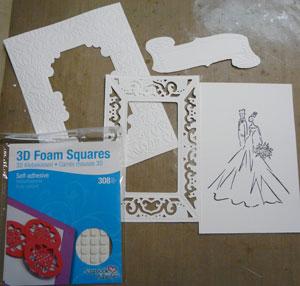 projet carte de mariage