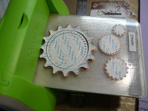 spellbinders et paper craft foil