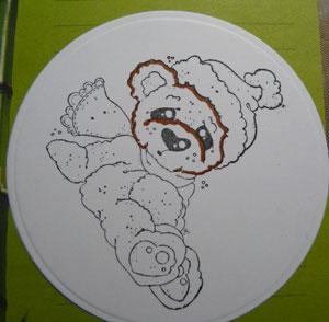 coloriage copic