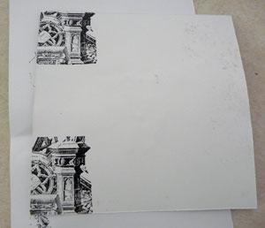 tutoriel carte vintage