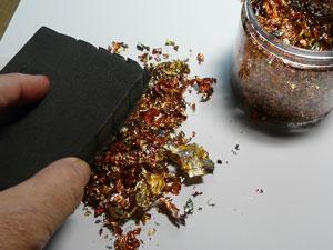Gilding flakes de Cosmic Shimmers