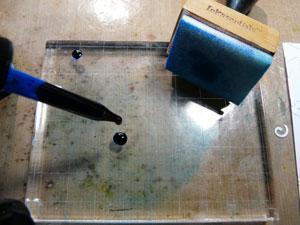 encre distress technique scrapbooking et carterie