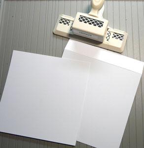 carte scrapbooking et Scor-Pal