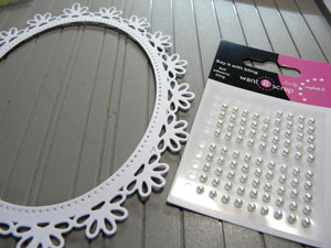Bijoux et perles Want2scrap