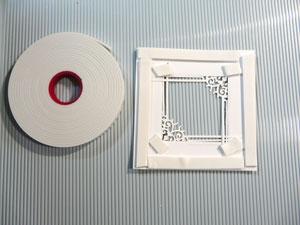 Adhésif Crafty foam 3D
