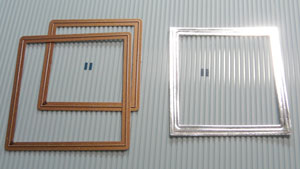 Spellbinders Nestabilities Card Creator 6 X 6 Matting Basics A