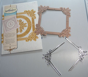 Spellbinders Shapeabilities Blooming Collection