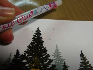 Quicky Glue et Foil