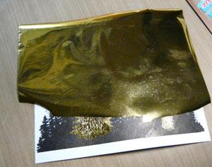Colle Quicky Glue et Foil
