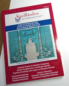 Spellbinders 3D M-Bossibilities Persian Splendor