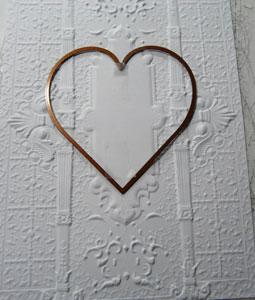 Saint-Valentin carte de souhaits