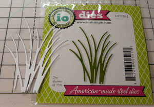 Impression Obsession herbes longues
