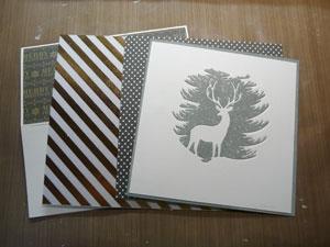 Tutoriel carte de Noël Herazz