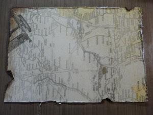 vieillissement de papier avec encre distress