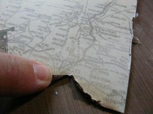 Vieillir du papier