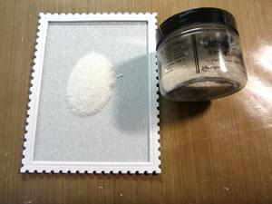 Glitter chunky pour shaker box