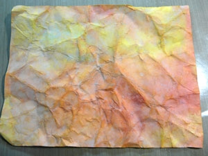 Papier d'automne