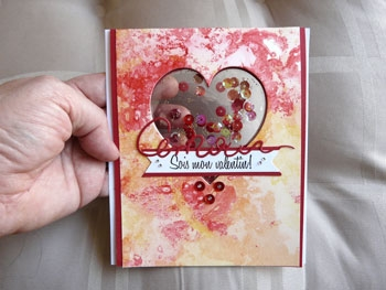 Tutoriel Herazz - Carte de St-Valentin